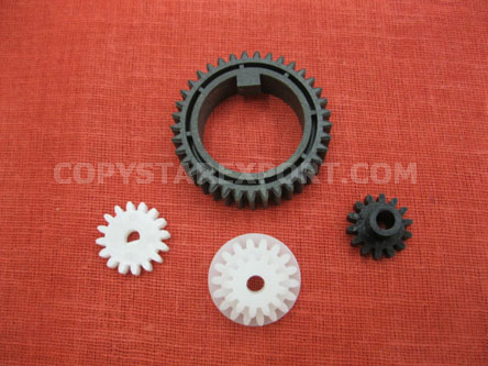 FUSING GEAR (SET OF 4PCS)
