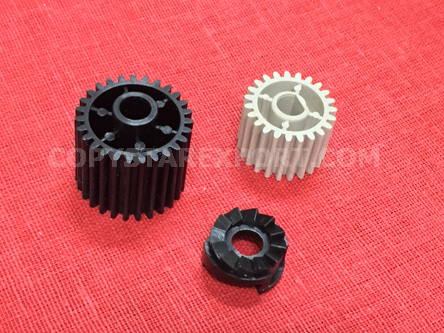 GEAR & BUSH, FIXING (SET OF 3PCS)